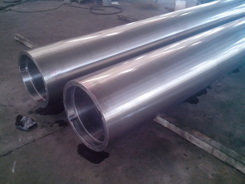 High temperature resistant stainless steel sleeve