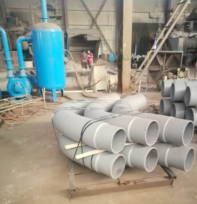 Abrasion-Resistant Pipe of ASTM A532/A532M
