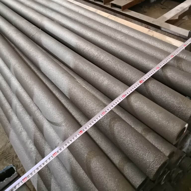 ASTM A532 Ni-Hard iron pipe