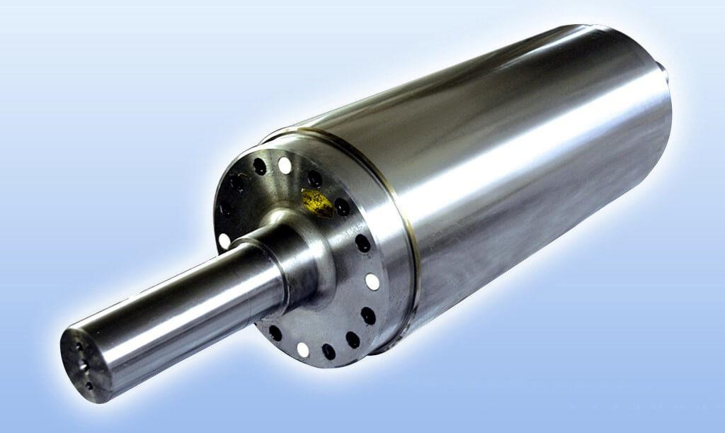 Medium milling rolls