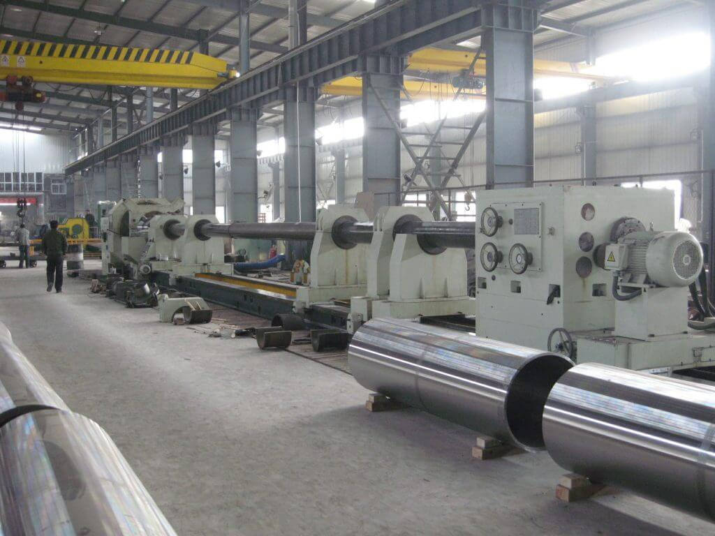 Steel Pipe Manufacturer​ in China -NJXS Alloy Steel Company