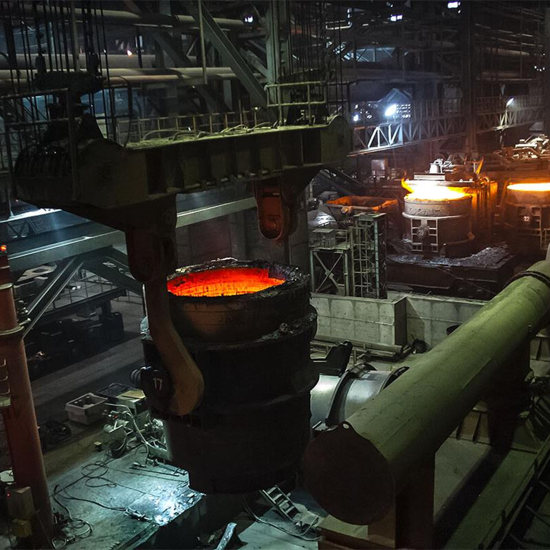 Steel Mills-alloy application
