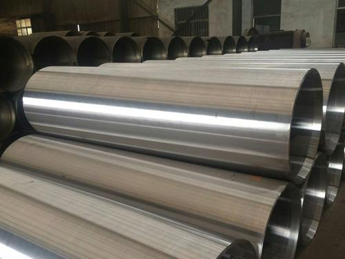 Centrifugal Casting Speed of Steel Sleeve
