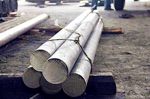 Martensitic chromium Steel